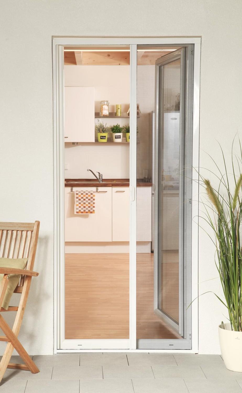 insektenschutz fliegengitter rollo t r insektenschutzrollo smart 220 x 160 cm ebay. Black Bedroom Furniture Sets. Home Design Ideas