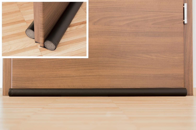 3x draft stopper door seal door bottom seal door for Door insulation
