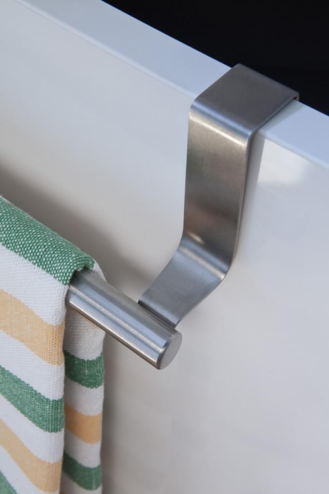 handtuchhalter handtuchstange geschirrtuchhalter ausziehbar aus edelstahl ebay. Black Bedroom Furniture Sets. Home Design Ideas