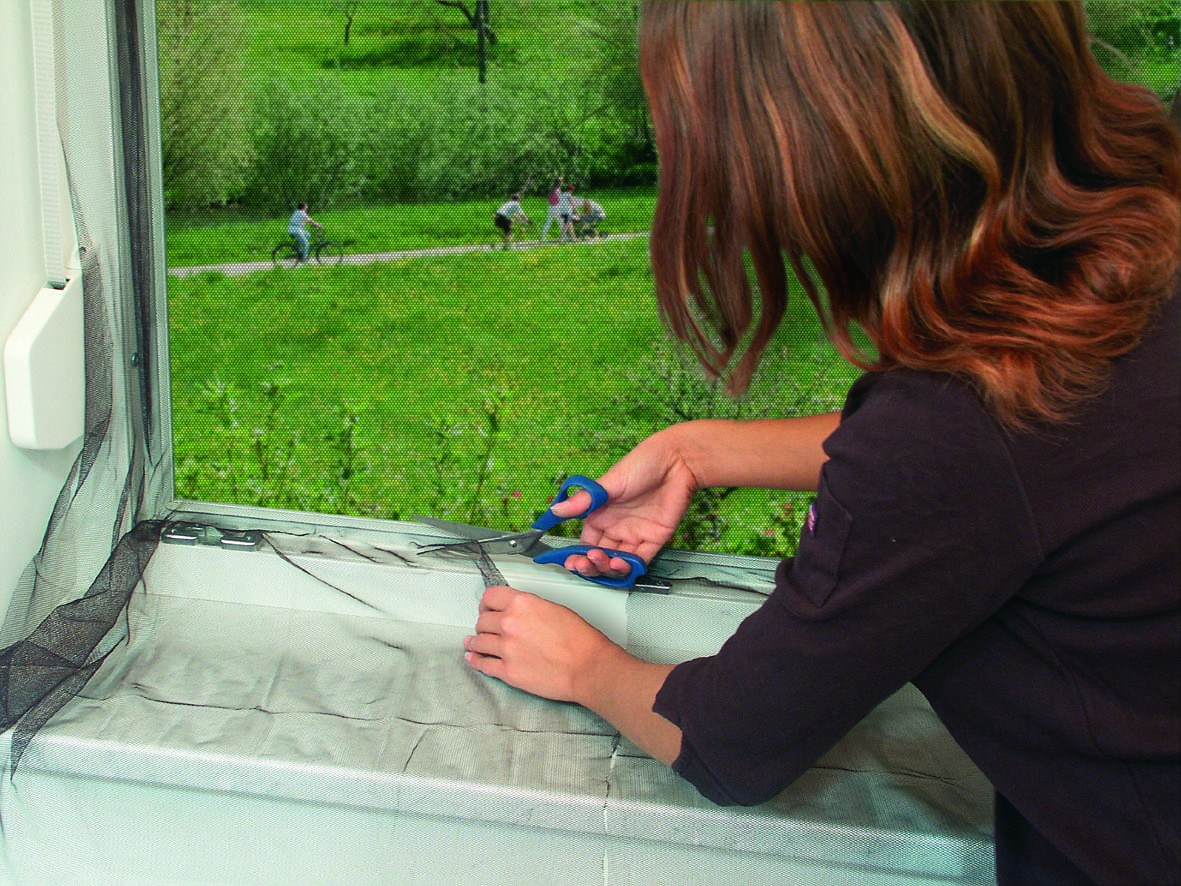 fliegengitter fenster t r klettband franz sischer balkon 130 x 220 cm polyester ebay. Black Bedroom Furniture Sets. Home Design Ideas